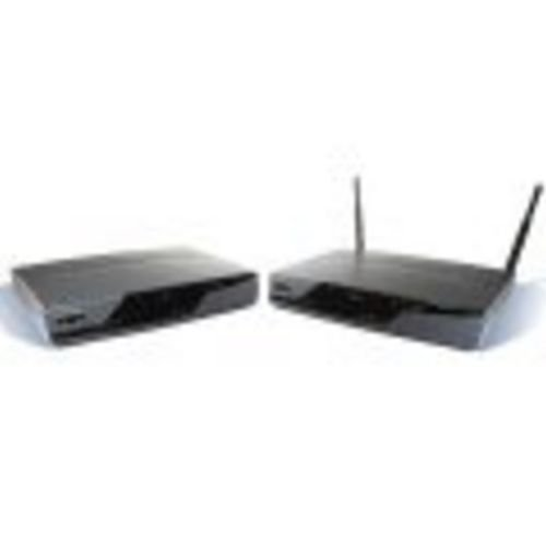 Cisco CISCO851W-G-A-K9 Dual Ethernet Security Wireless Router