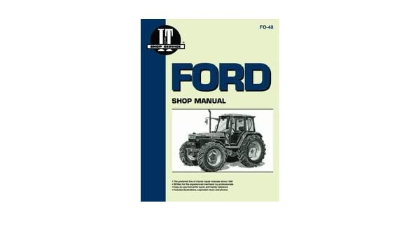 Ford 7740 Wiring Diagram