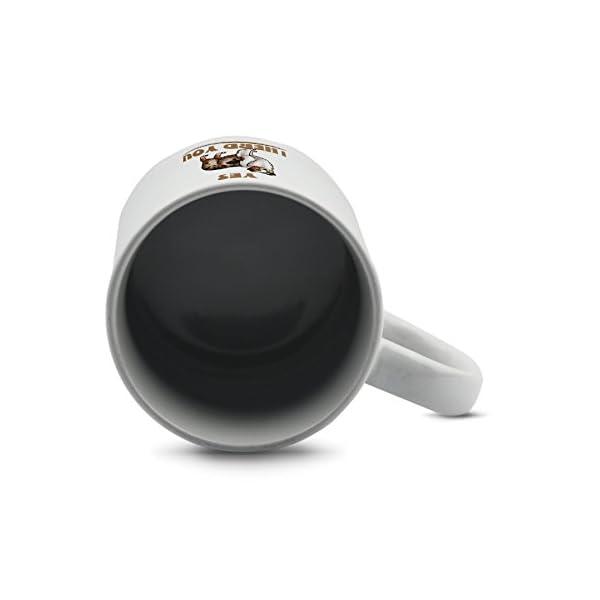 Australian shepherd white ceramic mug for coffee or tea 11 oz. Aussie dog mom Gift cup. 5