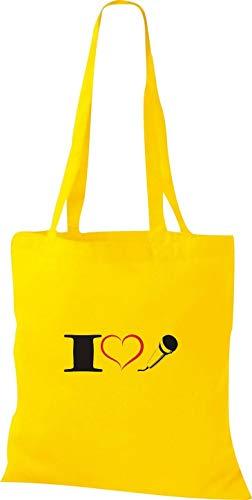 Tote Donna Borsa giallo Giallo Shirtstown qC4HwSw