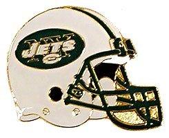 - NFL New York Jets Helmet Pin