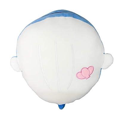 Vintoys Very Soft Blue Whale Shark Hugging Pillow Plush Doll Fish Plush Toy Stuffed Animals 17