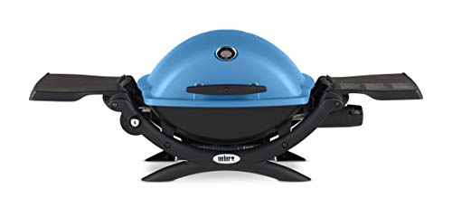 Weber 51080001 Q1200 Blue Lp Gas Grill