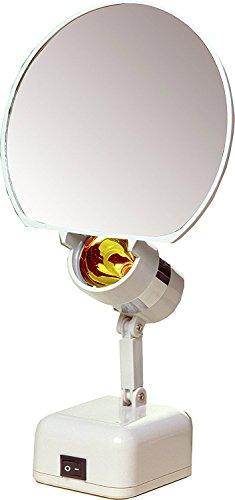 Floxite Illuminate Vanity Mirror, 5-Inch by Floxite