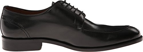 Massimo Matteo Mens 5-Eye Mocc Toe Black SzhhwpidO4
