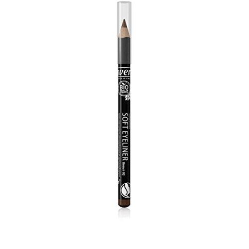 Lavera Soft Eyeliner -Brown, 3 Pack