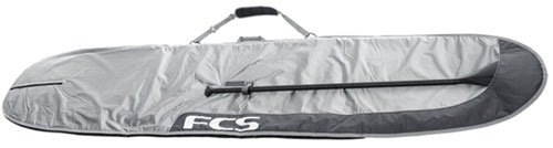 FCS Dayrunner Stand Up Paddleboard Day Bag - Alloy/Alloy - 9'6''