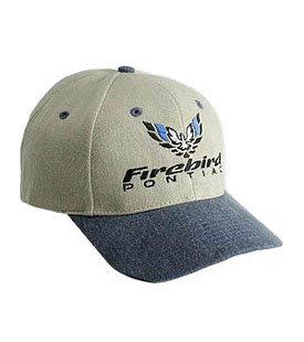 Pontiac Firebird Two Tone Baseball Hat (Pontiac Hat)