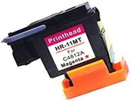 1BK+1C+1M+1Y 1set Excellent for hp11 Printhead Replacement for 11 Printhead C4810A C4811A C4812A C4813A Fit for HP Designjet 70 90 100 110 500 510 500ps 800ps 9110 K850