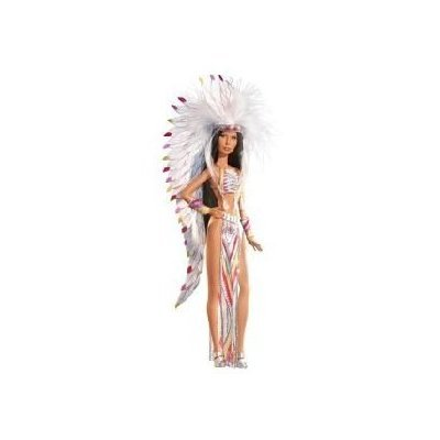 Barbie 70s Cher Bob Mackie Collector Black ()
