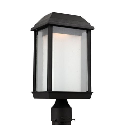 Murray Feiss Outdoor Fixtures (Murray Feiss OL12807TXB-LED McHenry Outdoor Post Lantern)