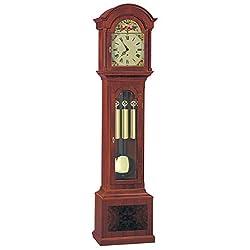 Kieninger Grandfather Clock Mahagony from
