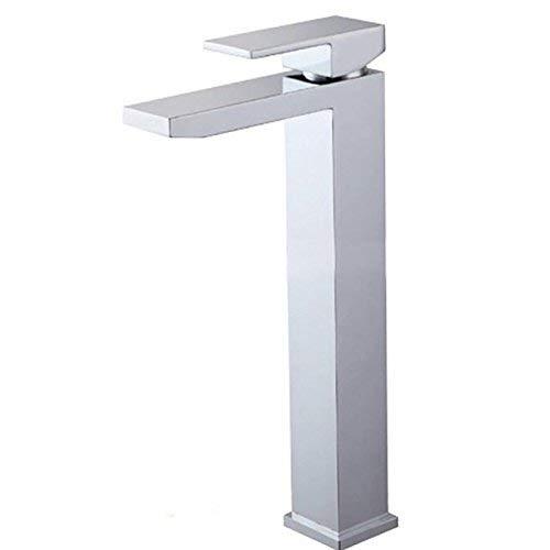 JingJingnet 洗面器ミキサータップ浴槽の洗面器の冷たい水の蛇口の2つのコントロールのフォレストヘルス全銅盆地の表面 (Color : 1) B07RSWYMQT 1