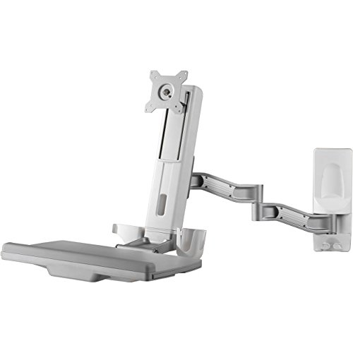 Amer Wall Mount for Keyboard, Mouse, Monitor by AMER NETWORKS (Image #1)