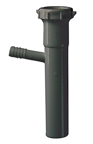 """UPC 046224933083, Plumb Pak PP933-8PVC Branch Tail Piece Slip Joint 5/8"""" OD Inlet by 1-1/2"""" Outlet by 8"""""""