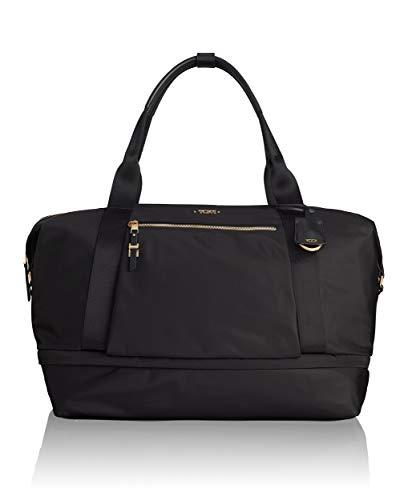 TUMI Women's Voyageur Dorsten Duffel Bag, Black, One Size - Tumi Duffle Bag