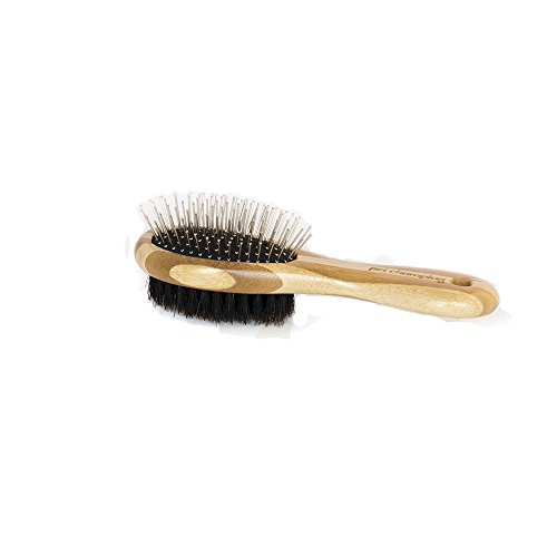 (Pet Champion PTCTCMBON Cat Grooming Combo Brush,)