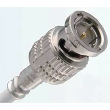 Canare BCP-B53 75 Ohm BNC Crimp Plug (for L_-4.5CHD; 1694A)-by Canare ()