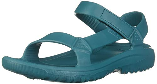 Teva Women's W Hurricane Drift Sport Sandal, deep Lake, 5 Medium US