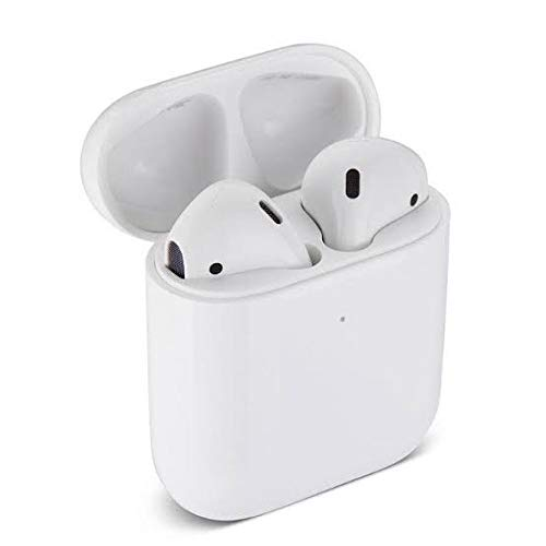 AirPods with Wireless Charging Case True Bluetooth with: Amazon.in: Electronics