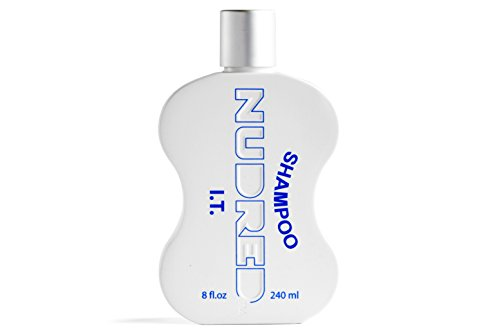 Shampoo I.T. Bottle | Nudred Hair Products Best Daily Shampoo | The Original NUDRED Natural Hair Care System