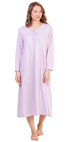 Long Sleeve Ballet Nightgown - 7