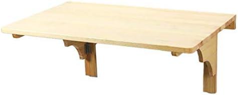 XWYSSH主催 折りたたみテーブルと壁のテーブル木製テーブルコンピュータテーブル折りたたみダイニングテーブル XWYSSH (