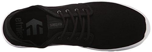 Zapatillas Etnies Skateboarding Para black Scout Grey 560 Negro De Hombre dark B5Hq65