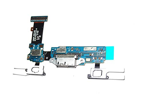 (JOEMEL Micro USB Charging Charger Port Mic Home Keypad Key Flex Cable Dock Connector Ribbon Replacement Part for Samsung Galaxy S5 V G900P JOEMEL, Free Tools )