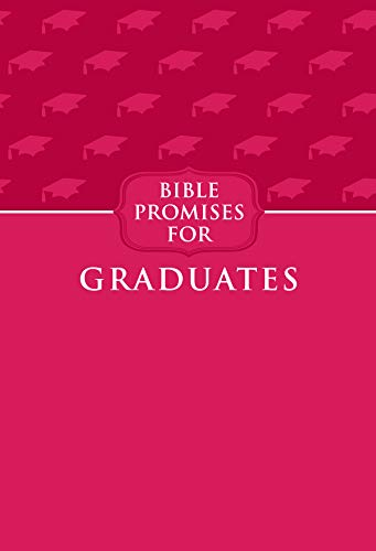 Bible Promises for Graduates - Raspberry]()