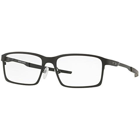 b8d6050211 Amazon.com  Oakley Barrelhouse OX3173-0452 Eyeglass Matte Midnight ...