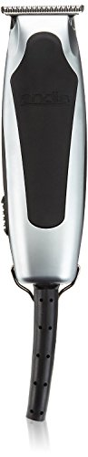 Andis Mens LIGHTWEIGHT T-BLADE Hair Trimmer With BONUS FREE Shaver Attachment And OldSpice Body Spray Included by Andis