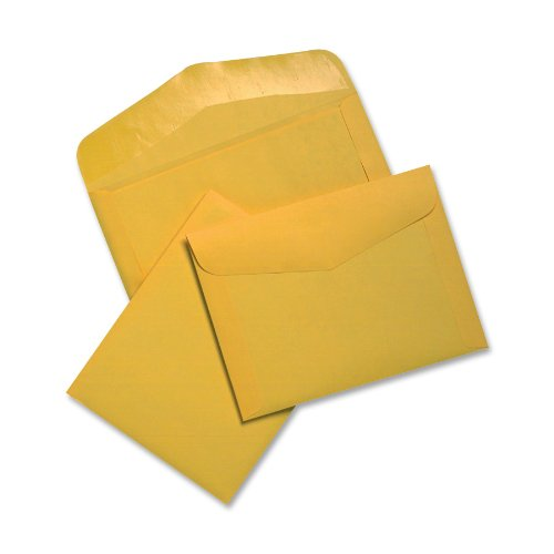 Quality Park Brown Kraft Mailer, 10 x 15 inches, Box of 100 (54301) by Quality Park