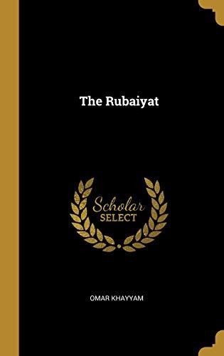 The Rubaiyat  [Khayyam, Omar] (Tapa Dura)