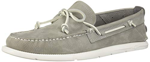 - UGG Men's Beach MOC Slip-ON Boat Shoe, Seal, 11 Medium US