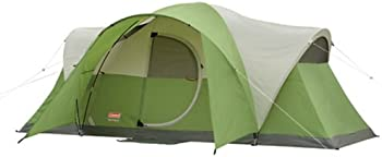 Coleman Montana 8-Person Tent with Hinged Door