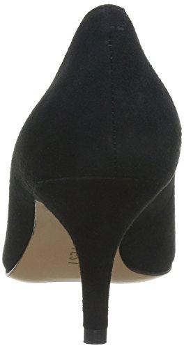 Kid Leather Pompe Dress Ouest Black Nine Margot Xgwq4Z