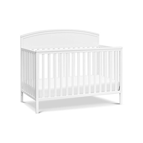 DaVinci Liam 4-in-1 Convertible Crib, White Review