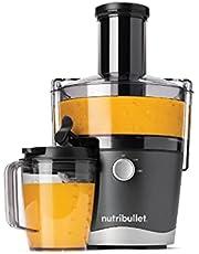 NutriBullet Juicer 800W, 0.8 liter Juice Pitcher - Dark Grey, NBJ-12100