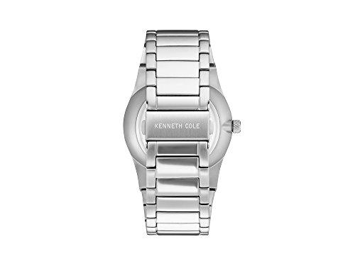 Kenneth Cole New York herr klocka armbandsur rostfritt stål KC15103001