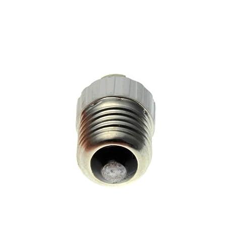 Pack de 10 lámpara Socket convertidor E27 a G9 LED bombillas: Amazon.es: Iluminación