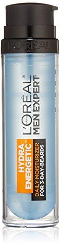 L'Oréal Paris soins hommes Expert Hydra énergique 3day barbe quotidien hydratant pour la peau, 1,7 once liquide