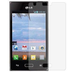 LG Optimus Extreme L40G Anti-Glare Screen Protector