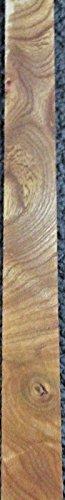 Carpathian Elm Burl wood veneer edgebanding 7/8