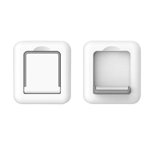 Improved Sliding Glass Door Lock,Sliding Door Child Lock,Closet Door Security for Sliding Window Baby Safety Lock,Child Safety Lock,2Pack (Closet Thin Sliding Doors)