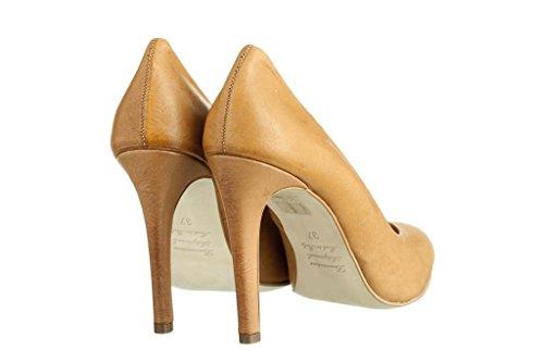 Hohe Pumps Decollete aus Leder Damen RIPA shoes - 28-8421
