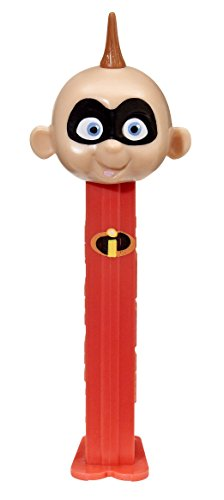 Pez Dispenser The Incredibles Baby Jack (Baby Jack Jack From The Incredibles)