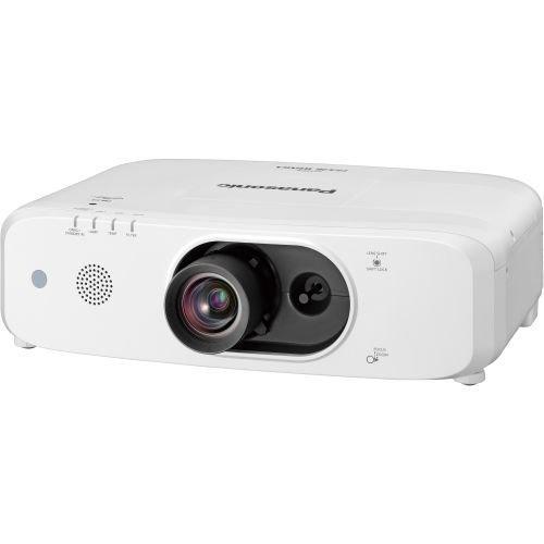 - Panasonic PTFZ570U LCD Projector 1080P HDTV 4500L