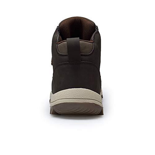 de pour Boots Trekking Chaussures Sécurité Marron Imperméable Dérapant Travail Le Chaussures Anti et de Randonnée Sports Homme Pq0pTwRZx