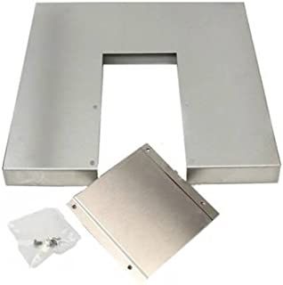 product image for Stainless Steel Barbecue Grill Post Base